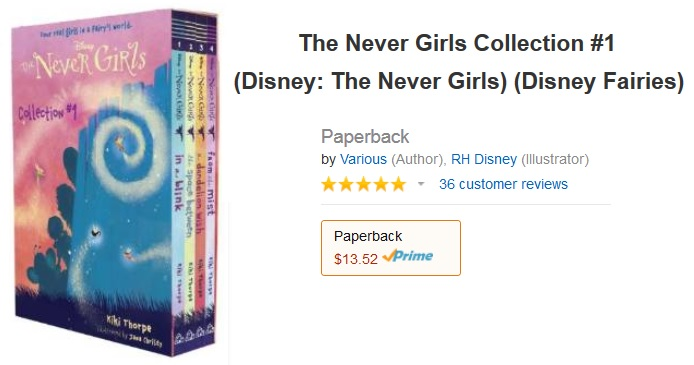 never girls collection 1 amazon