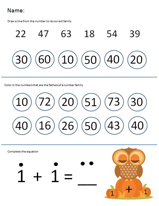 K5 Math Worksheets Davezan – K5 Math Worksheets
