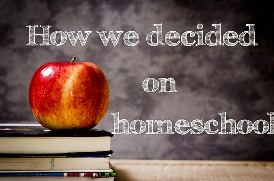 how we decided on home school - smartandsavvymom