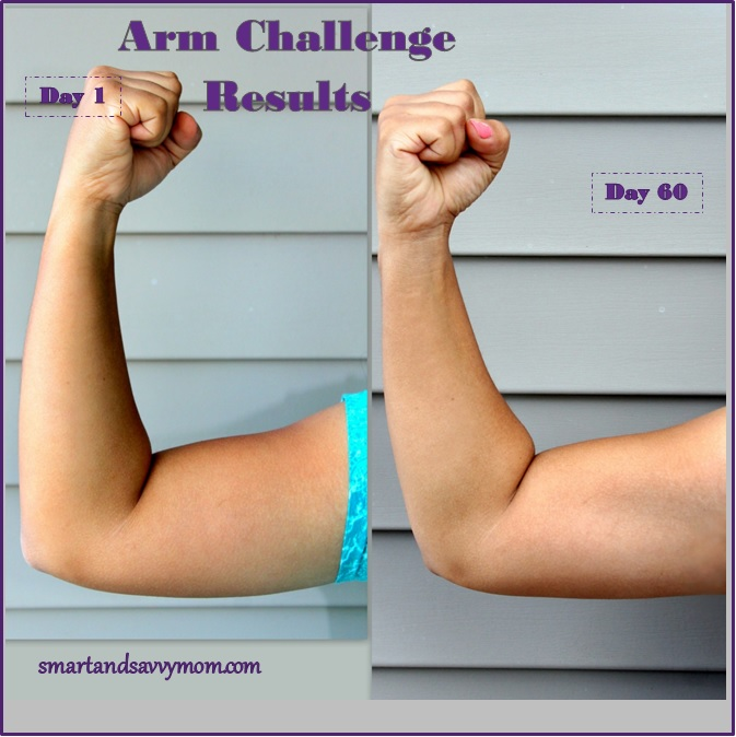 May arm challenge 3 part 60 day results