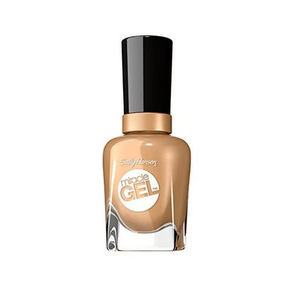sally hansen miracle gel nail color how nude