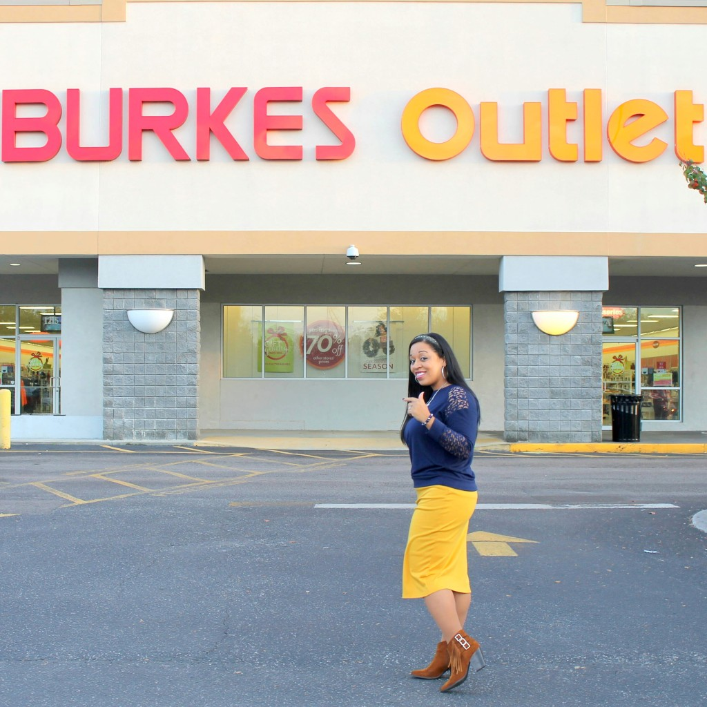 shop with me burke's outlet review