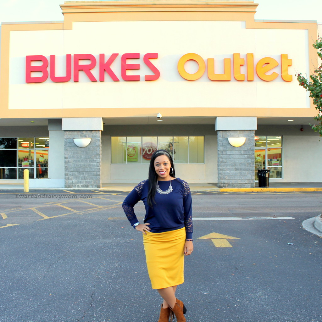 Burke's outlet review and shop with me, helping you find great deals