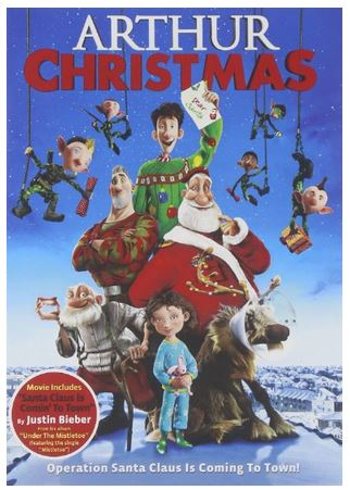 arthur christmas movie amazon deal