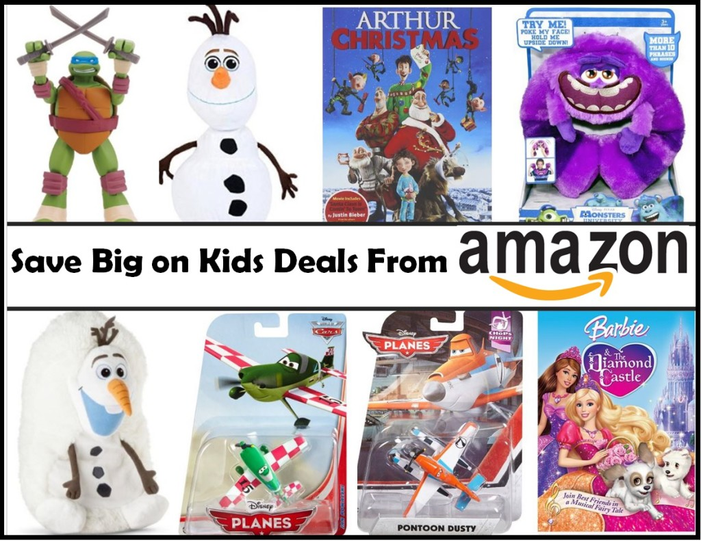 Amazon deals smart and savvy mom save big on kids deals and christmas gifts 2015 on amazon negle
