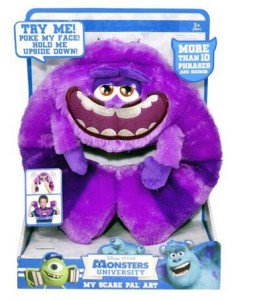 scare pal art amazon deal from monsters inc