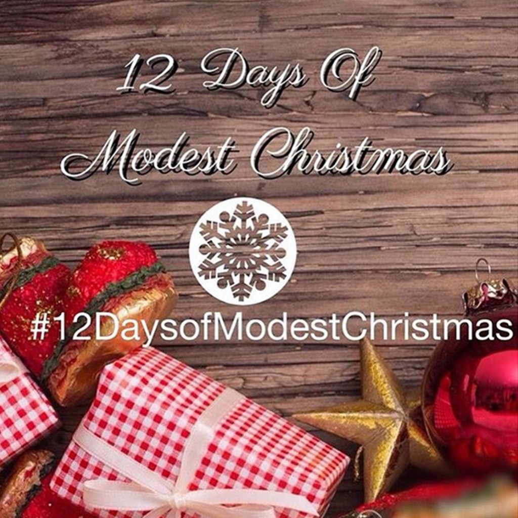 12 days of modest christmas outfit ideas